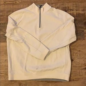 TOMMY BAHAMA REVERSIBLE 1/4 Zip Size XL